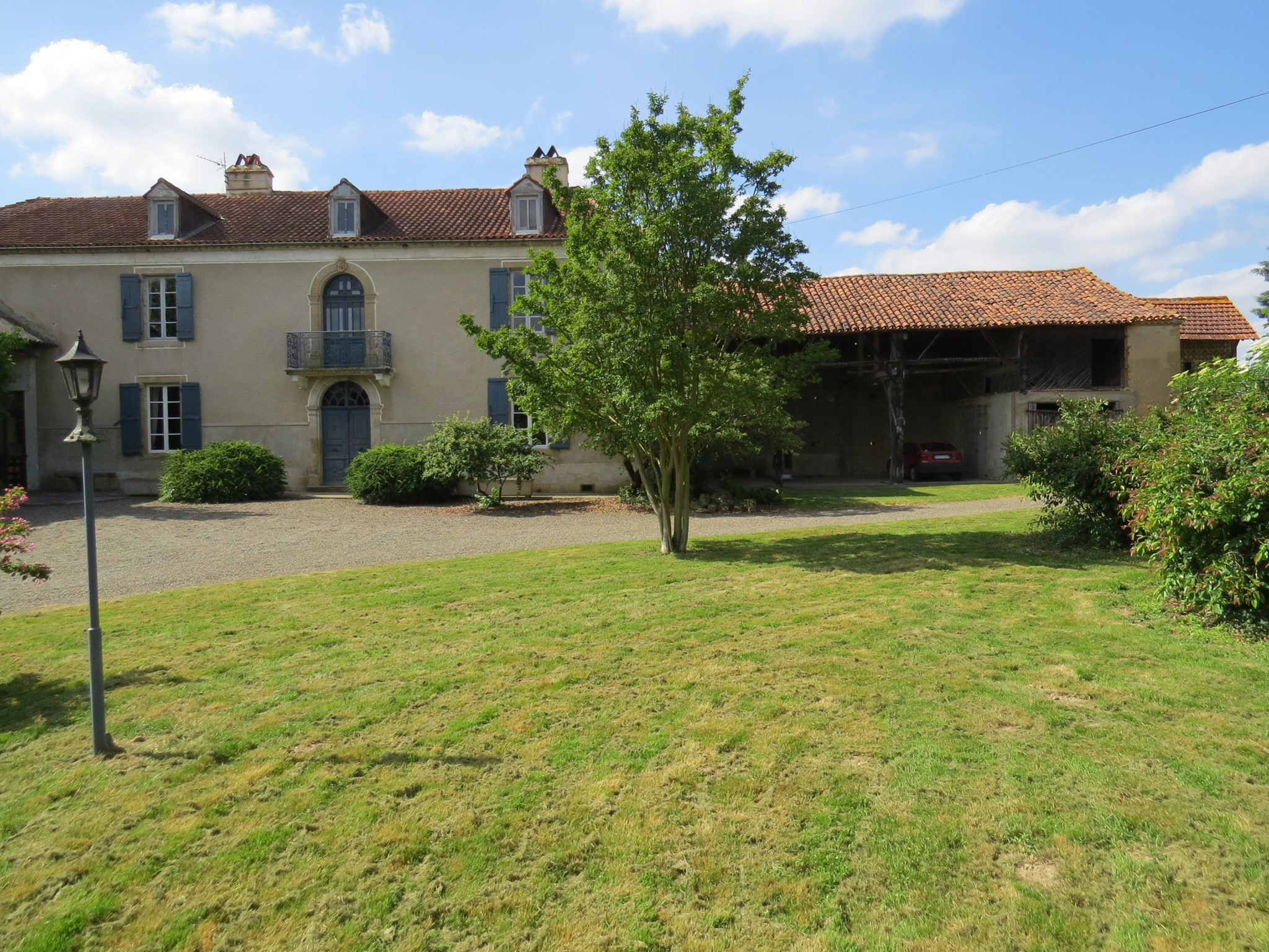 Property | Domaine du Pignoulet, Gascony, France