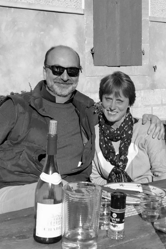Susie & James Wetton - Owners | Domaine du Pignoulet, Gascony, France