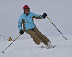 Skiing 2 | Domaine du Pignoulet