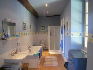 BathRoom 3 | Domaine du Pignoulet, Gascony, France