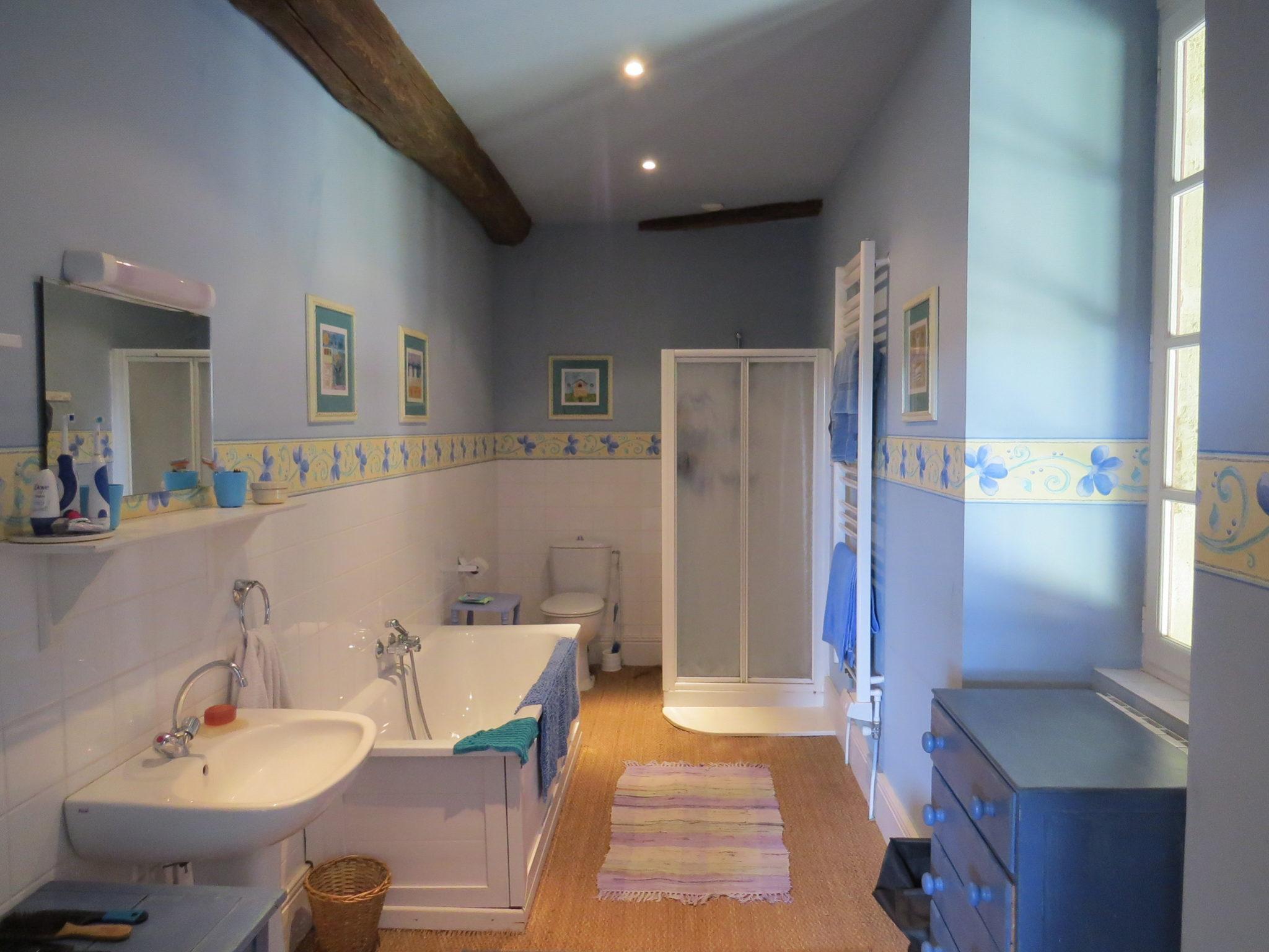BathRoom 3 | Domaine du Pignoulet, Gascony, France