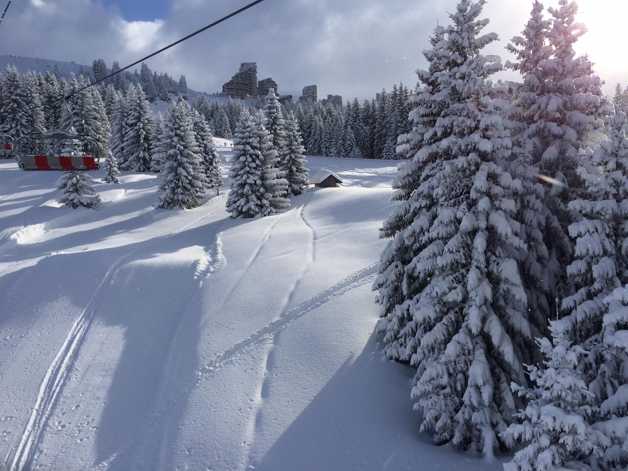 Skiing | Domaine du Pignoulet