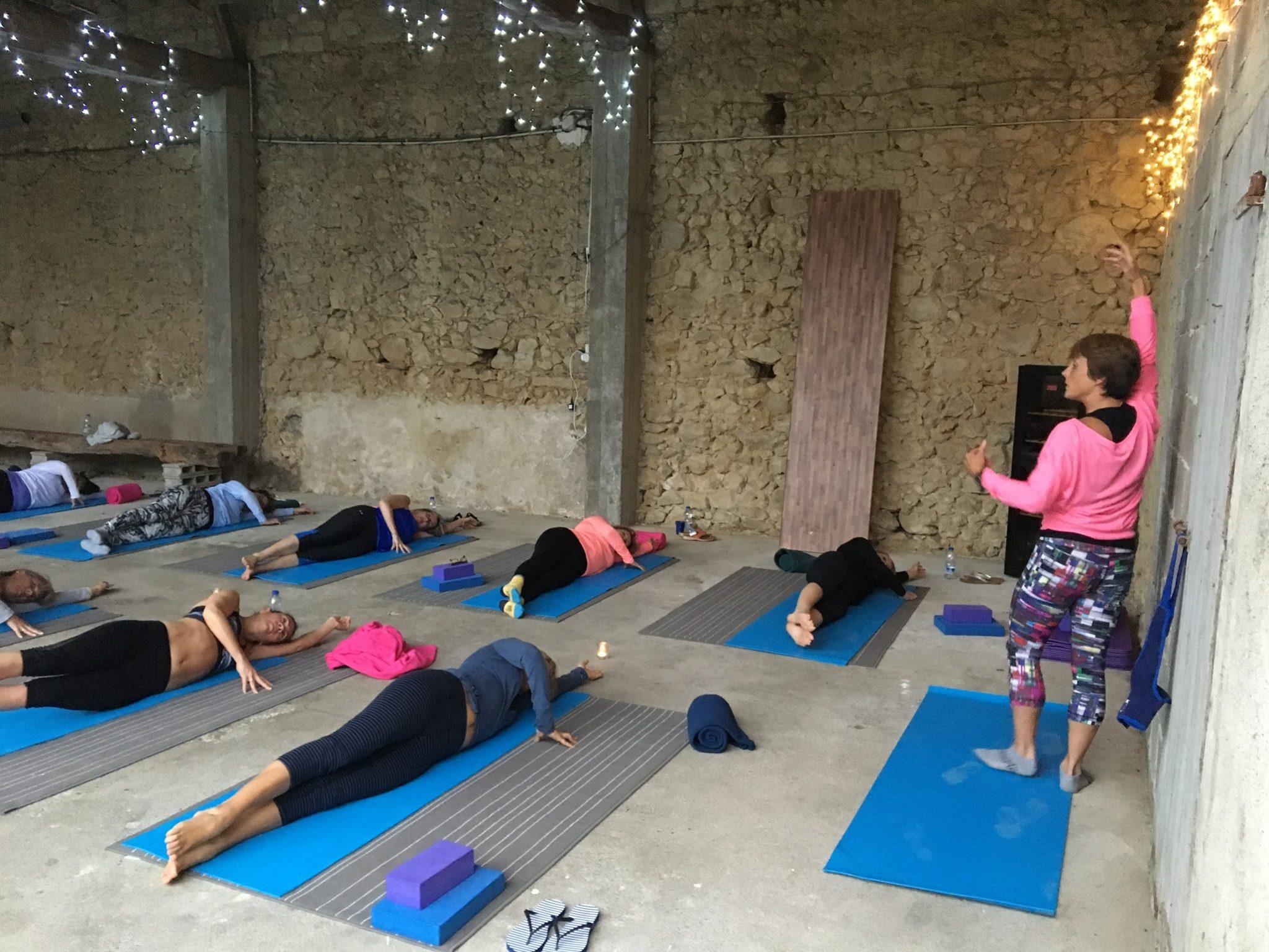 Pilates Retreat | Domaine du Pignoulet