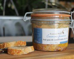 Foie gras | Domaine du Pignoulet