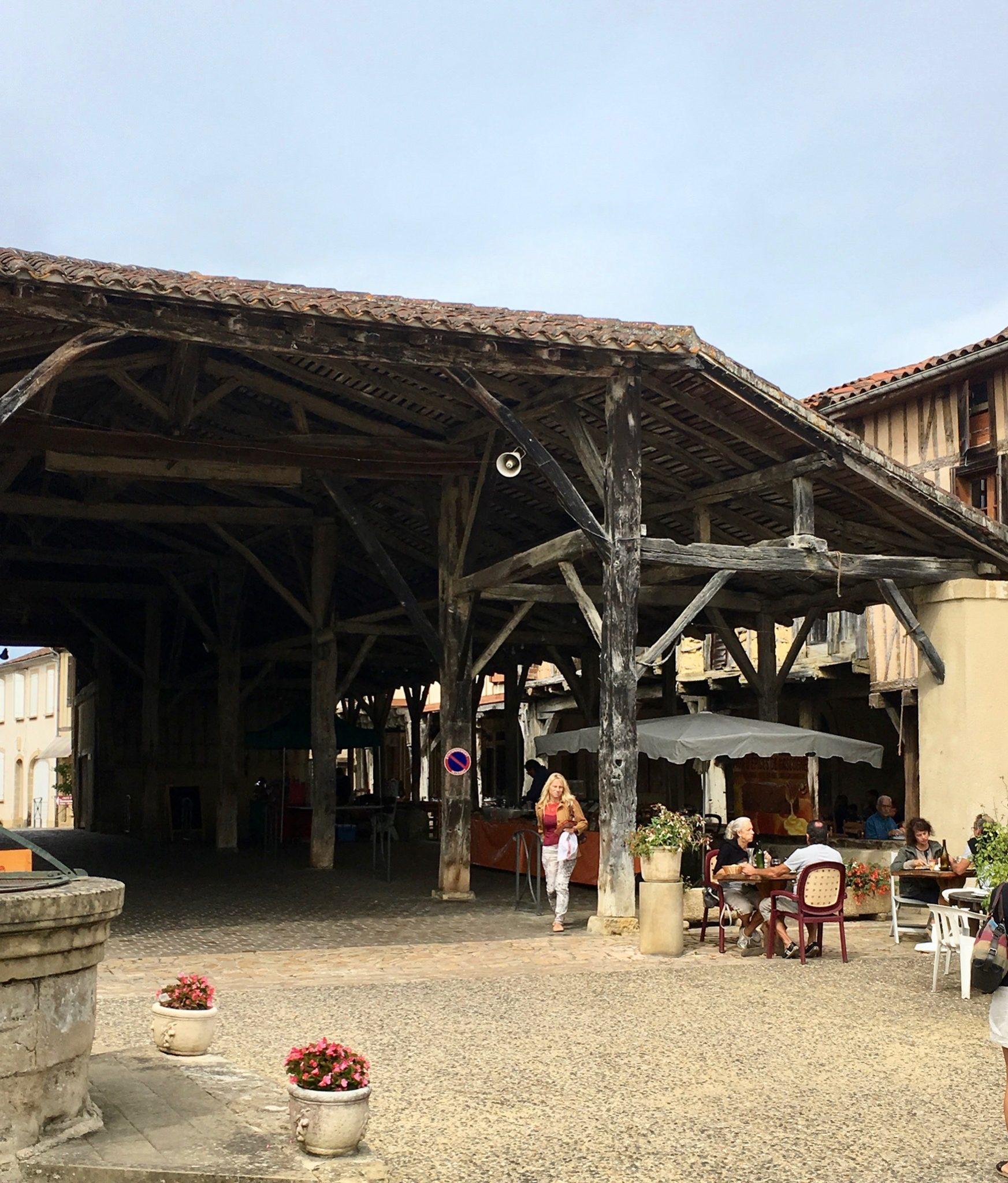 Local Market | Domaine du Pignoulet