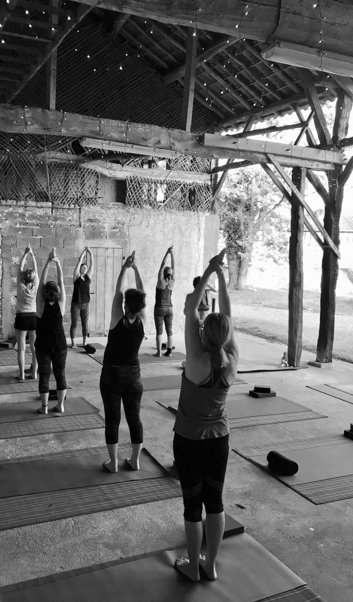 Yoga Retreat 4 | Domaine du Pignoulet, Gascony, France