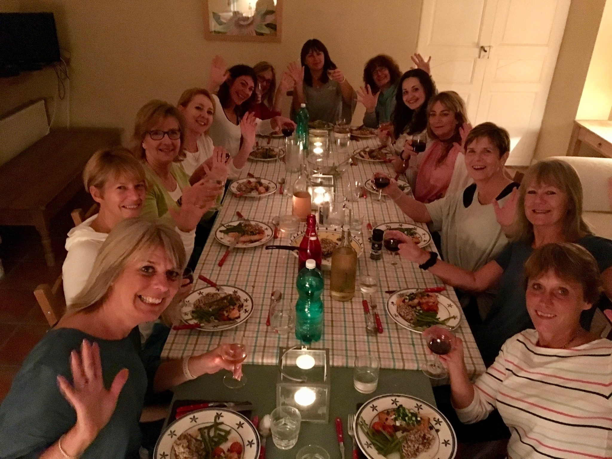 Yoga Retreat - Dinner | Domaine du Pignoulet, Gascony, France