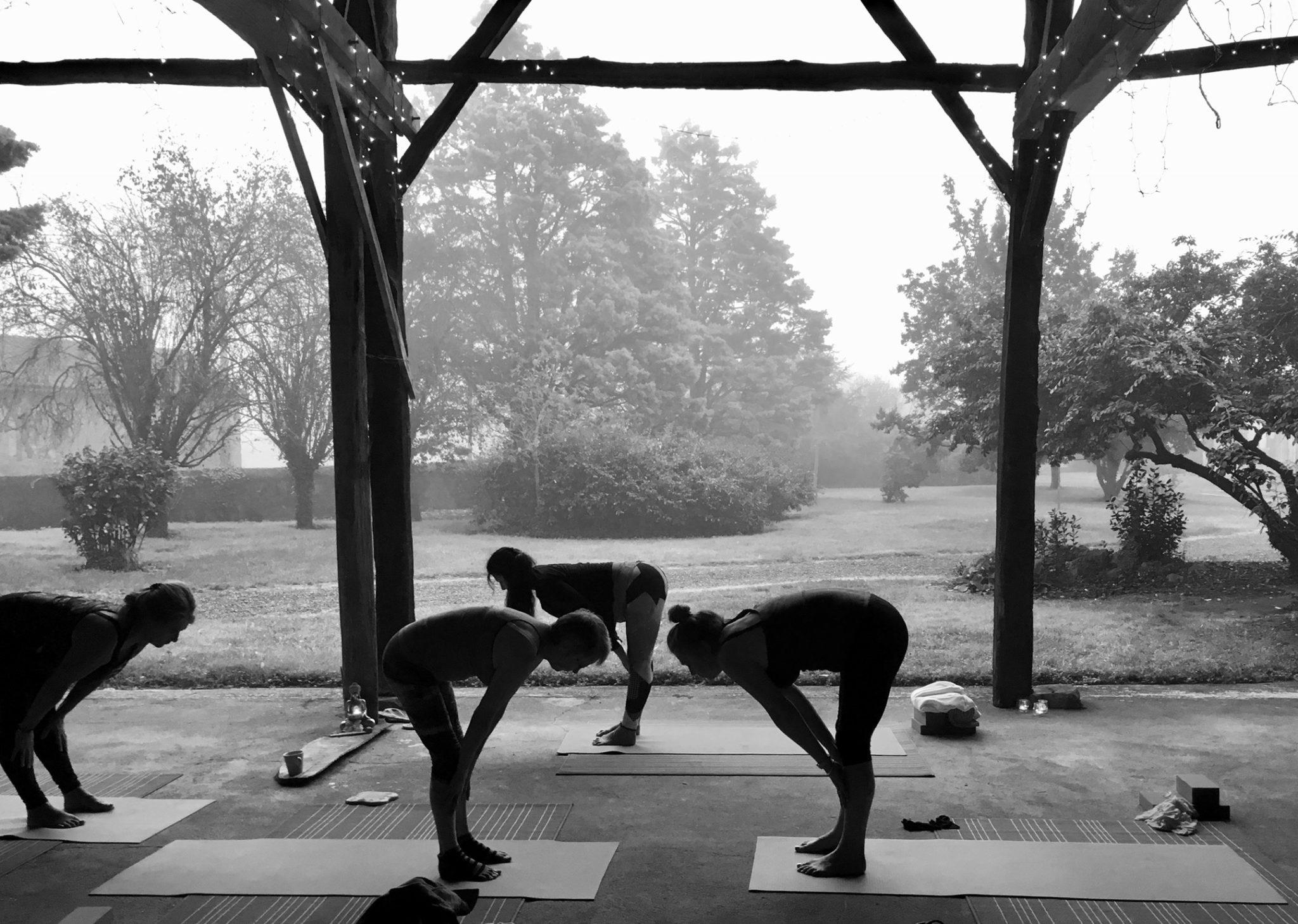 Yoga Retreat 2 | Domaine du Pignoulet, Gascony, France