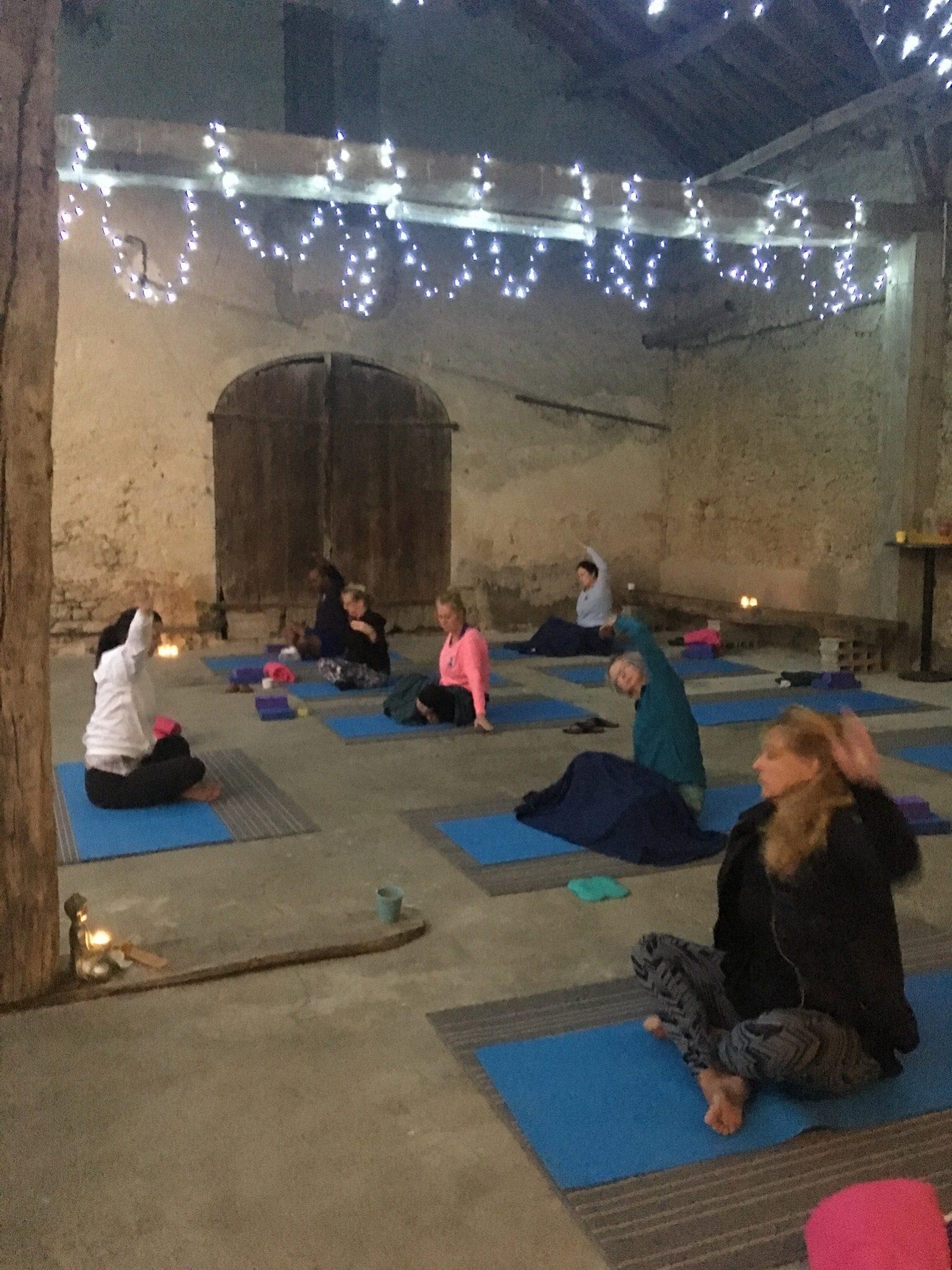 Yoga Retreat | Domaine du Pignoulet, Gascony, France